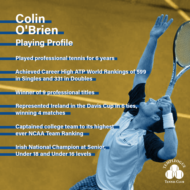 Colin O'brien Bio 02 Playing Profile(yellow Blue)