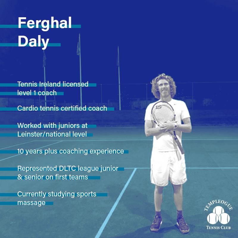 Ferghal Daly Bio