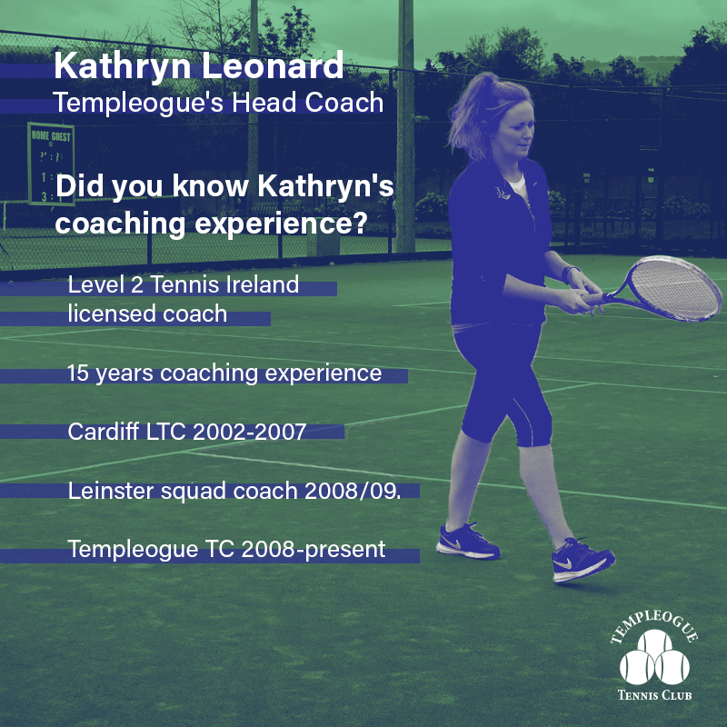 Kathryn coaching Bio