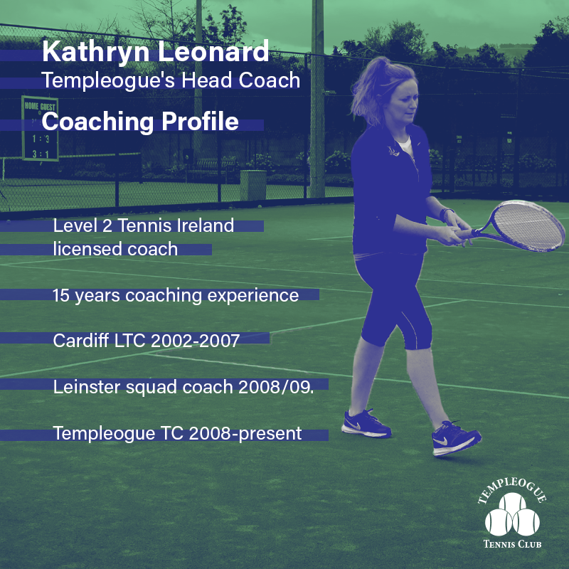 Kathryn Coaching Coaching Profile