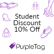 Purple Tag 10% Student Discount