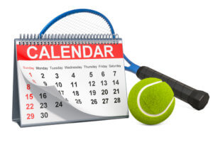 Templeogue Tennis Club Tennis Calendar