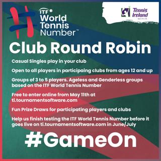 Tennisireland Social Wtn Club Round Robin Info